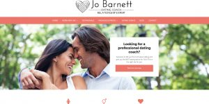 Dating coach and relationship expert Jo Barnett