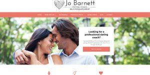 Dating coach and relationship expert Jo Barnett